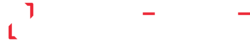 LutherOne Logo (White+Red)