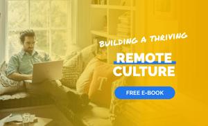 Free e-book | Building a thriving remote culture