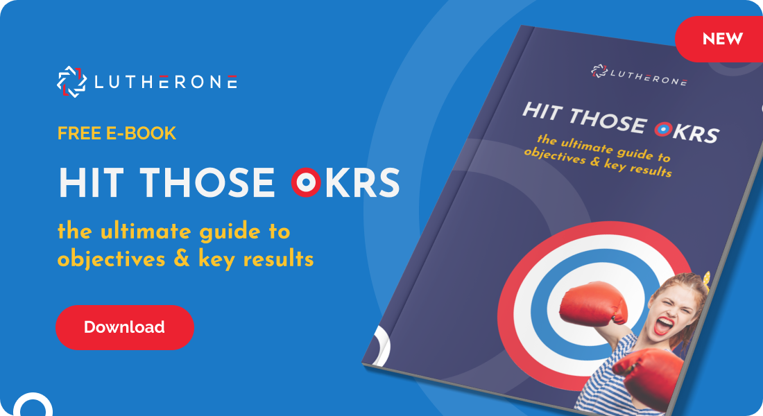 Free e-book   the ultimate guide to objectives & key results